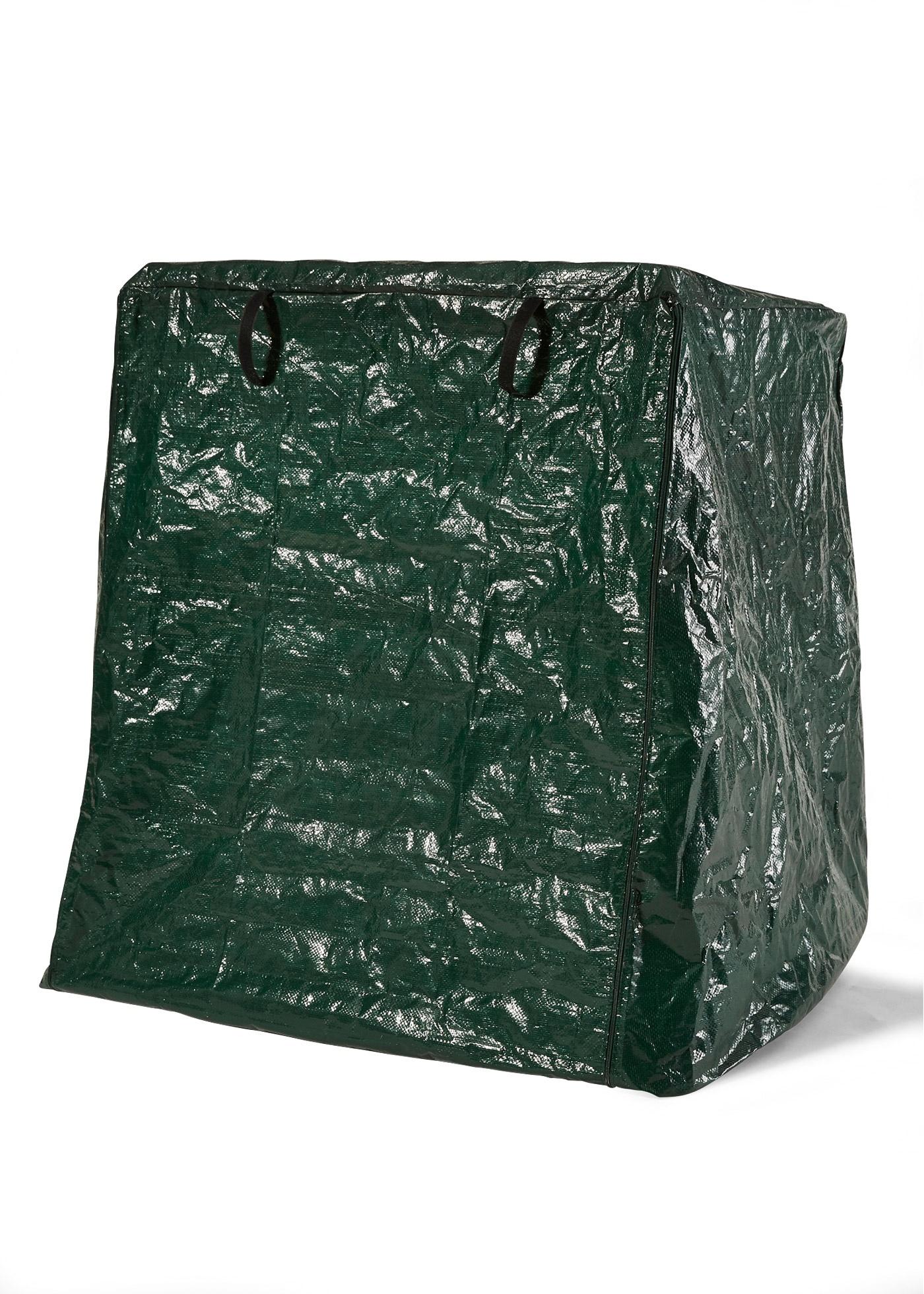 """Schutzhülle aus Polyester, für Hundestrandkorb """"Jonny"""", grün"""