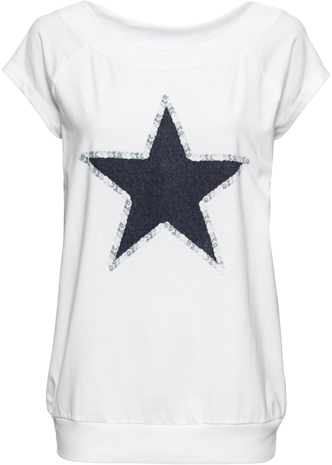 Shirt mit Stern