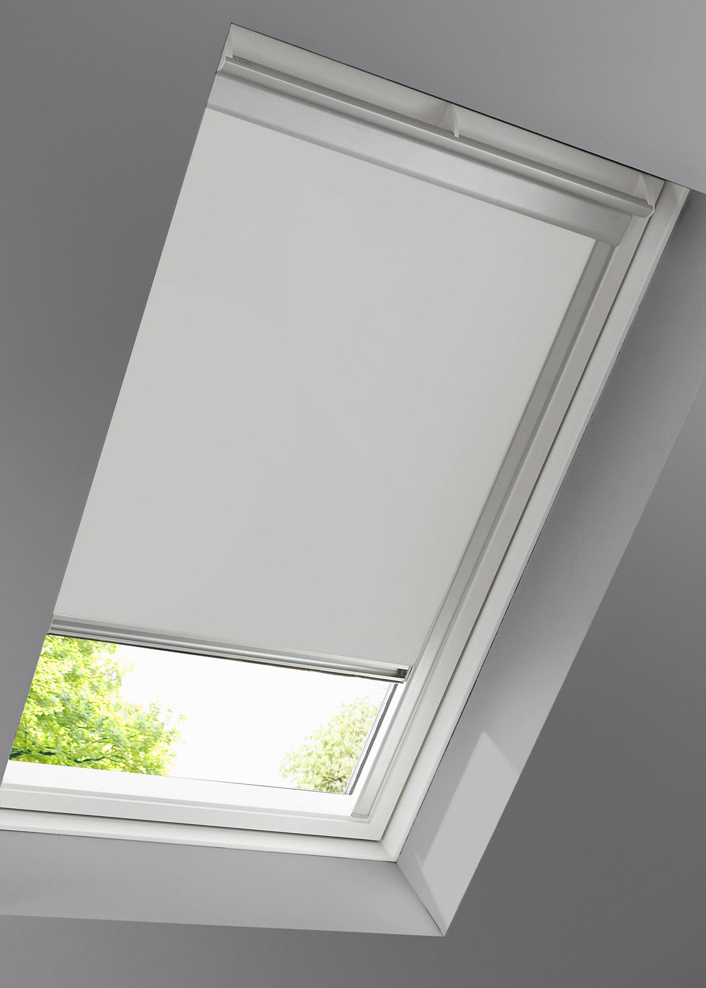 Dachfenster-Rollo Verdunkelung in beige  von bonprix