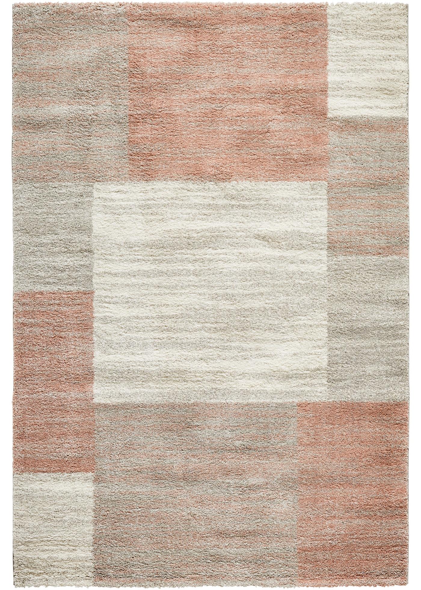 Teppich mit Pastellfarben in rosa von bonprix