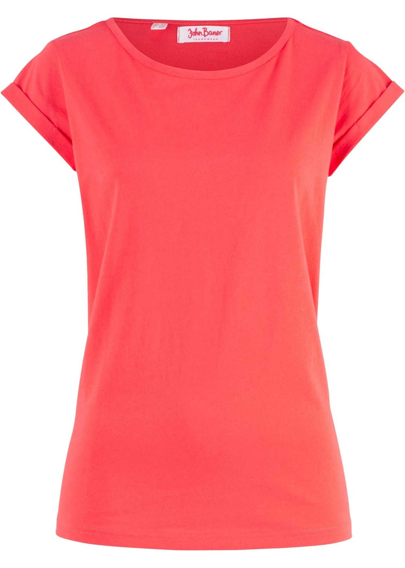 Baumwoll Shirt, Kurzarm