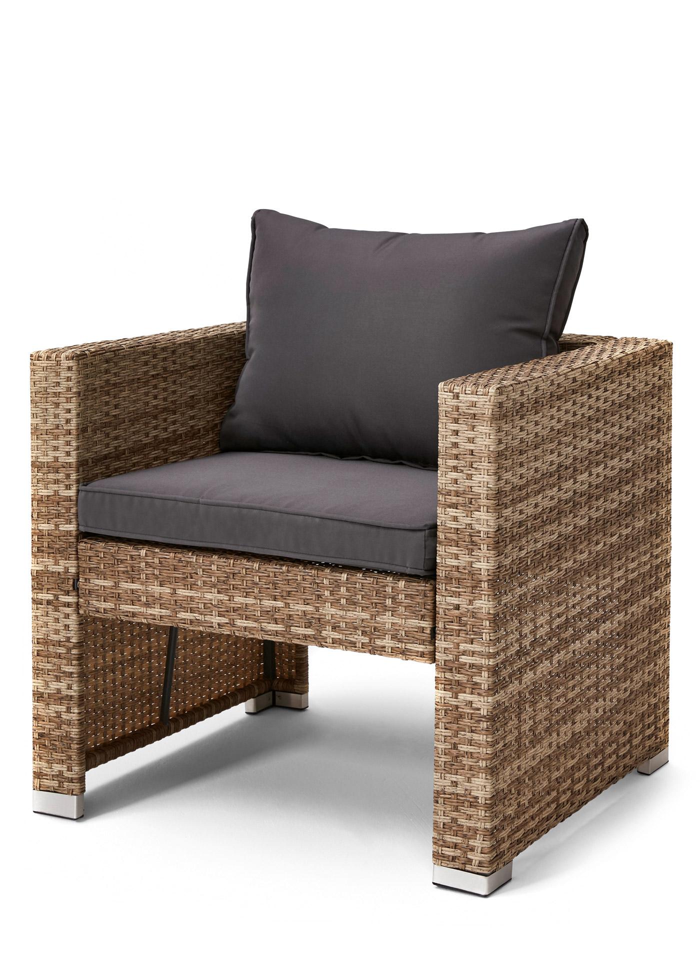 "*NEU*: Lounge-Sessel ""Nevio"" aus Polyrattan, brasil"