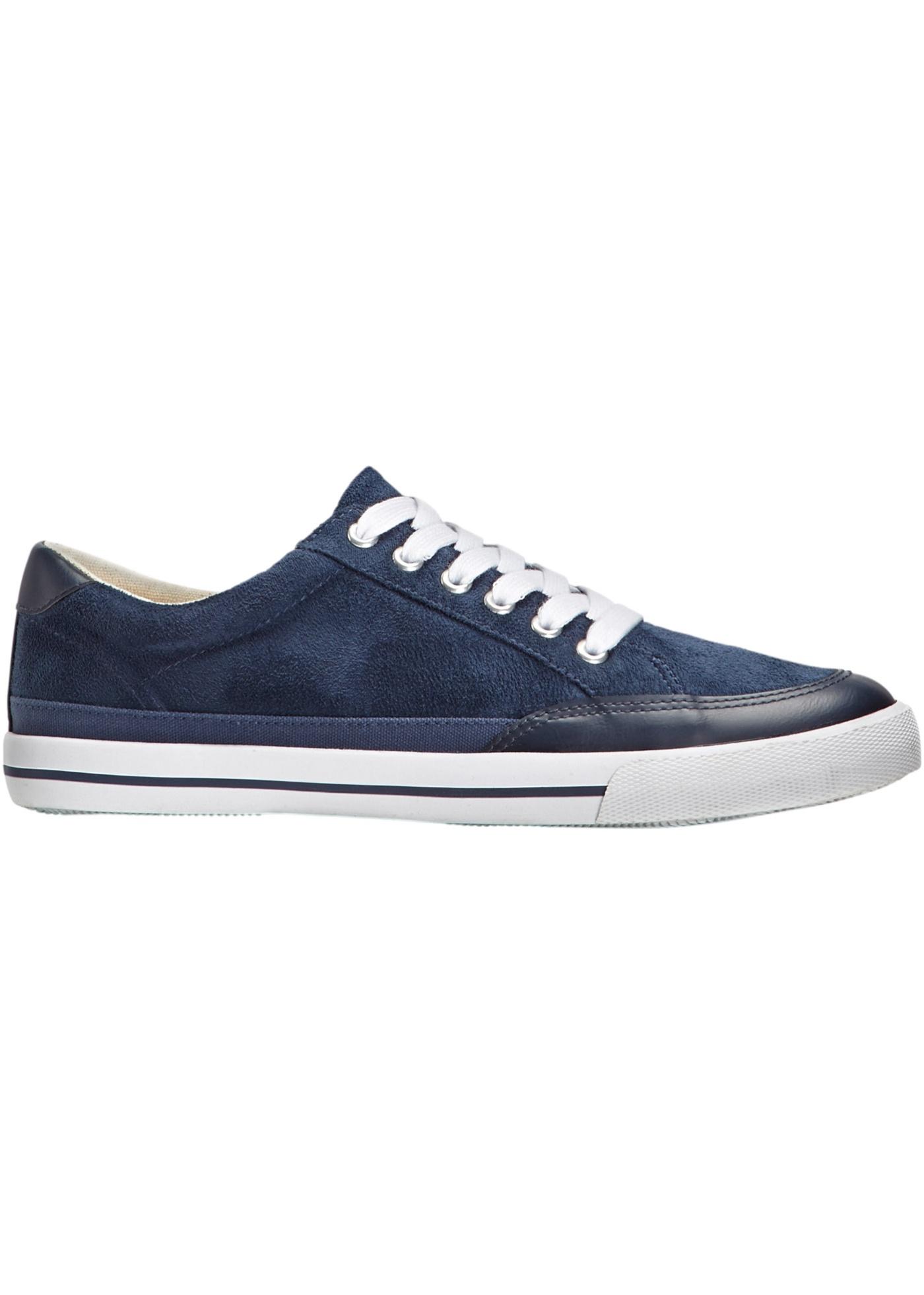 Sneaker in blau für Herren von bonprix