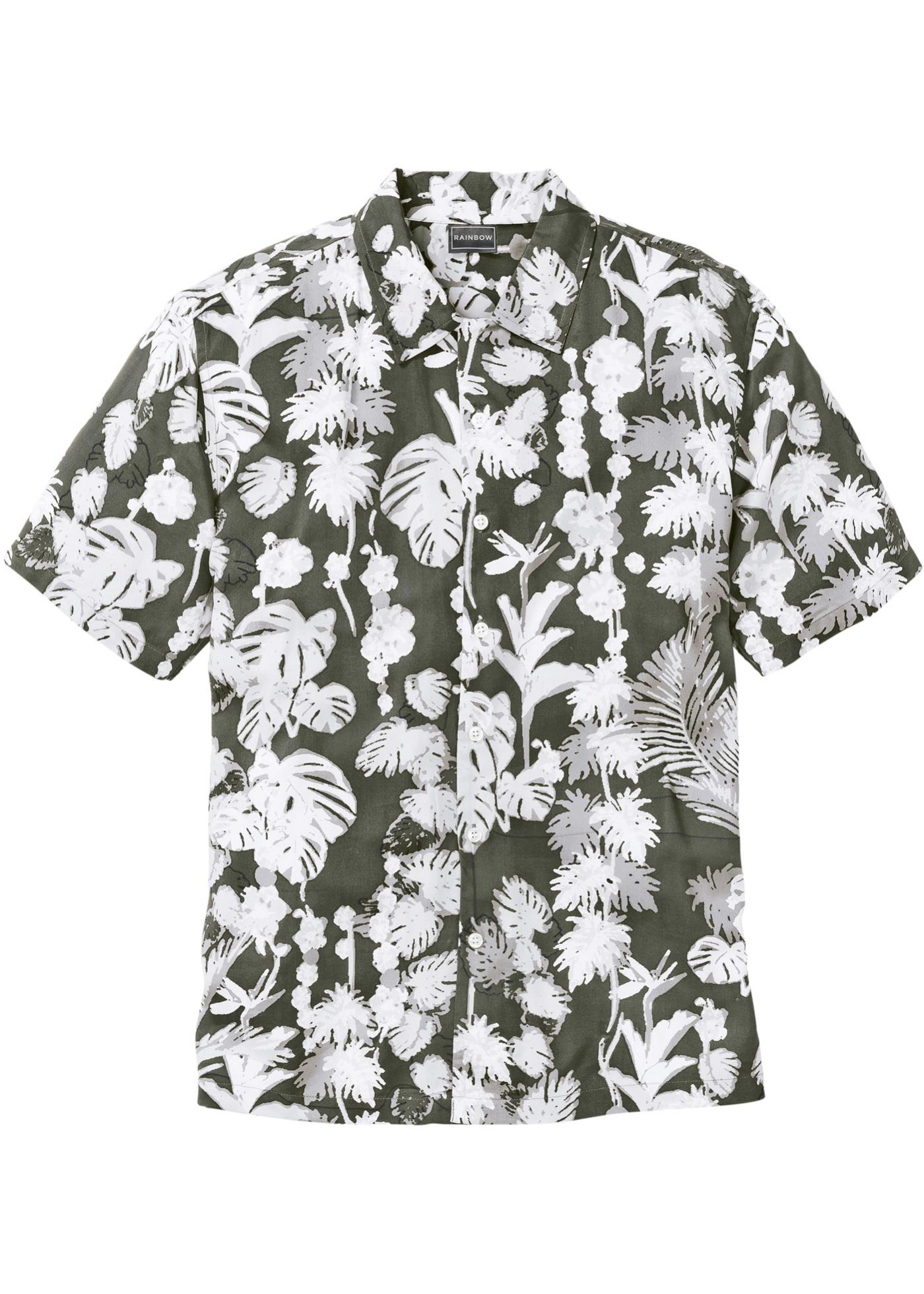 Hawaii-Kurzarmhemd Regular Fit