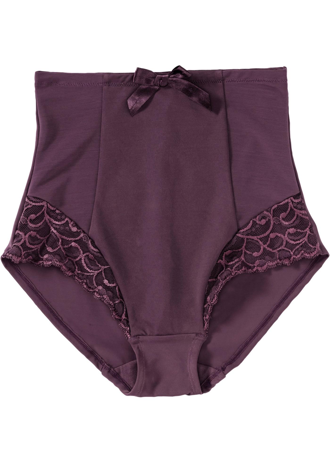 Shapeslip Level 2 in lila für Damen von bonprix