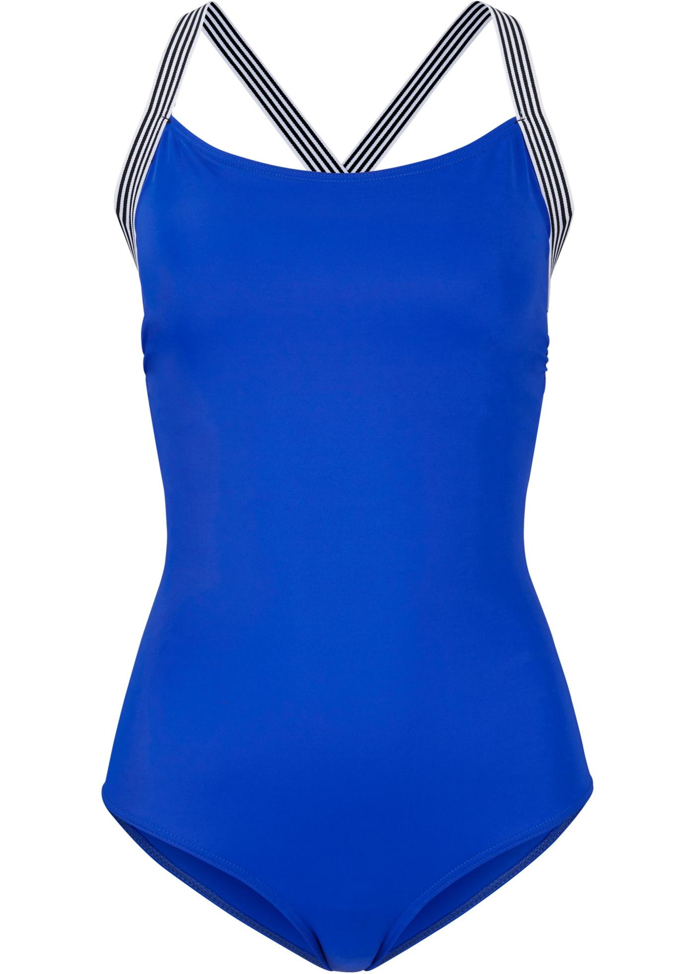 Bademode - Badeanzug › bonprix › blau  - Onlineshop Bonprix