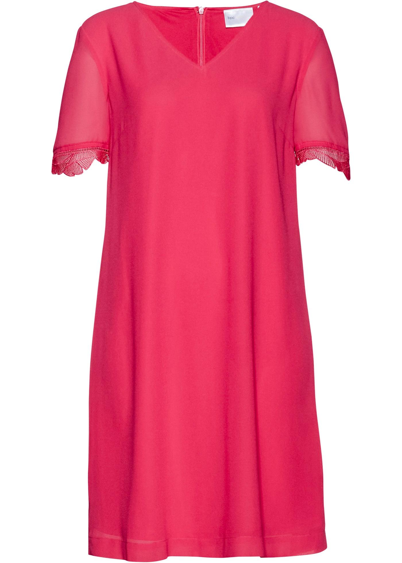Festtagsmode - Kleid › bonprix › pink  - Onlineshop Bonprix