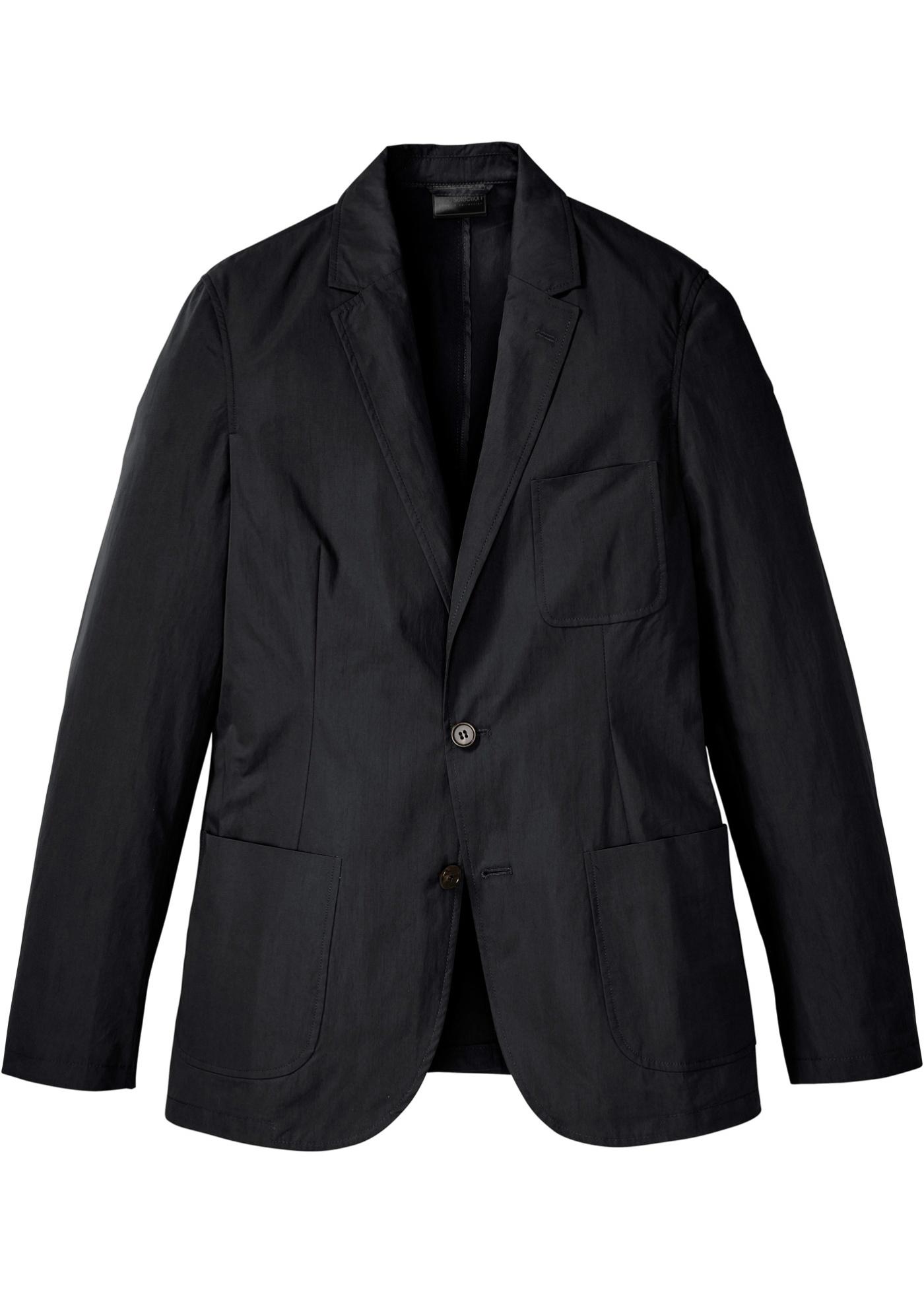 Sakko sportiv langarm  in schwarz für Herren von bonprix