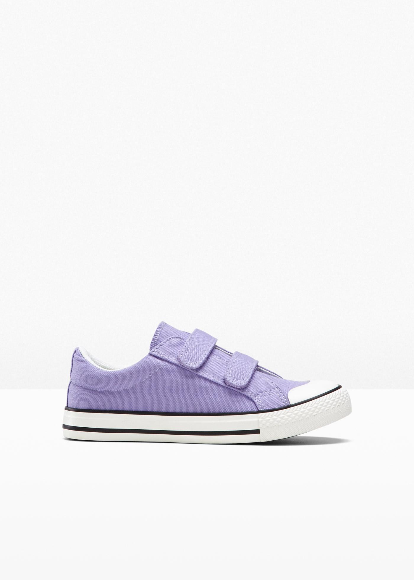 Kinder Sneaker in lila für Babys von bonprix