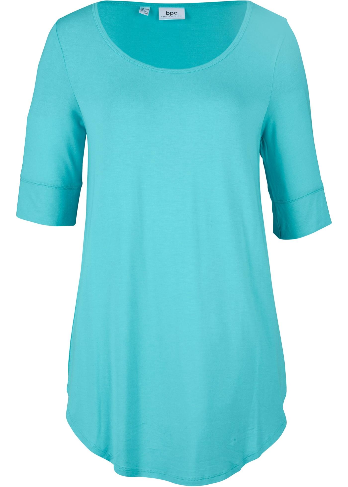 Long-Shirt, Halbarm