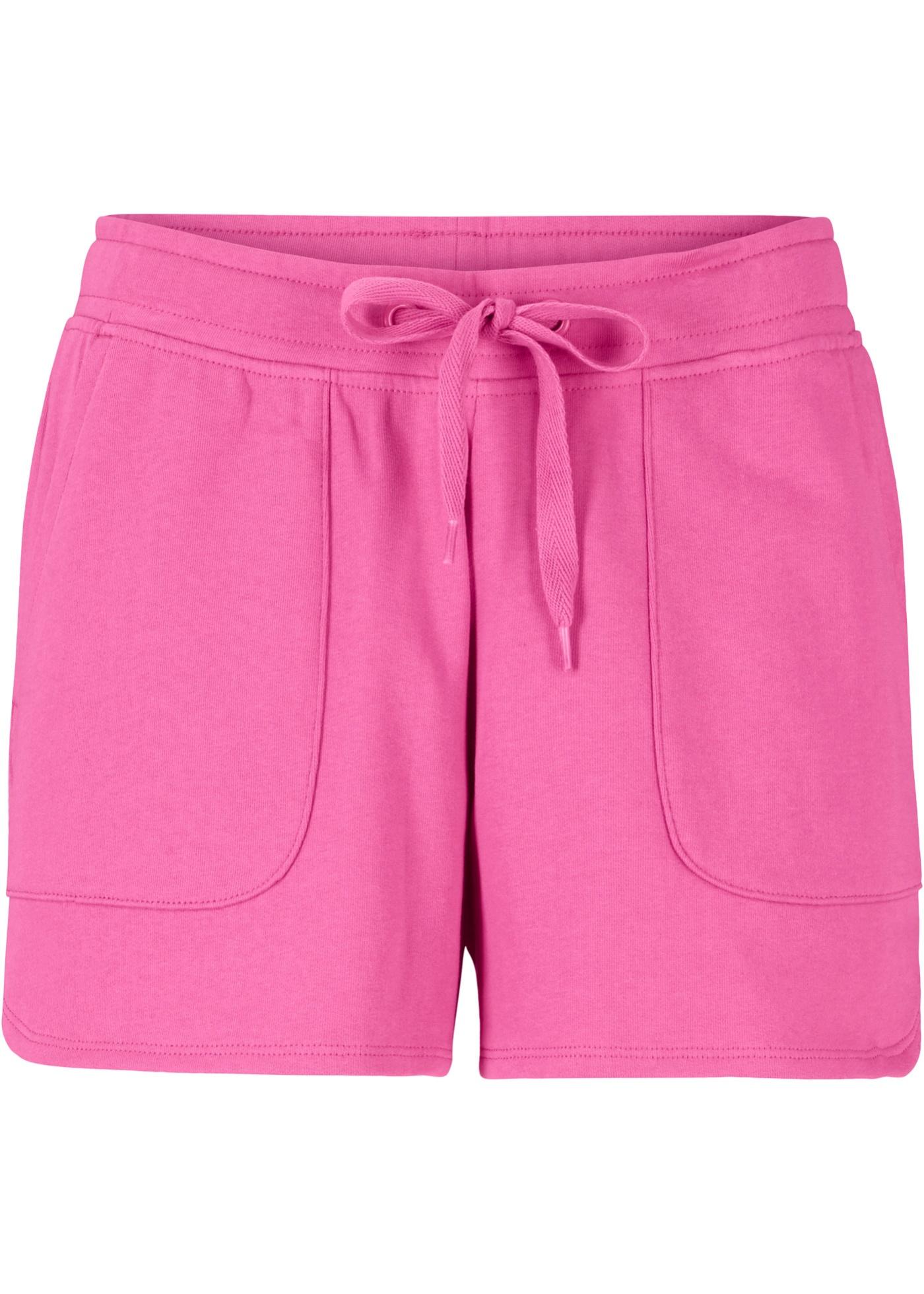 Sweat-Shorts mit Tunnelzug
