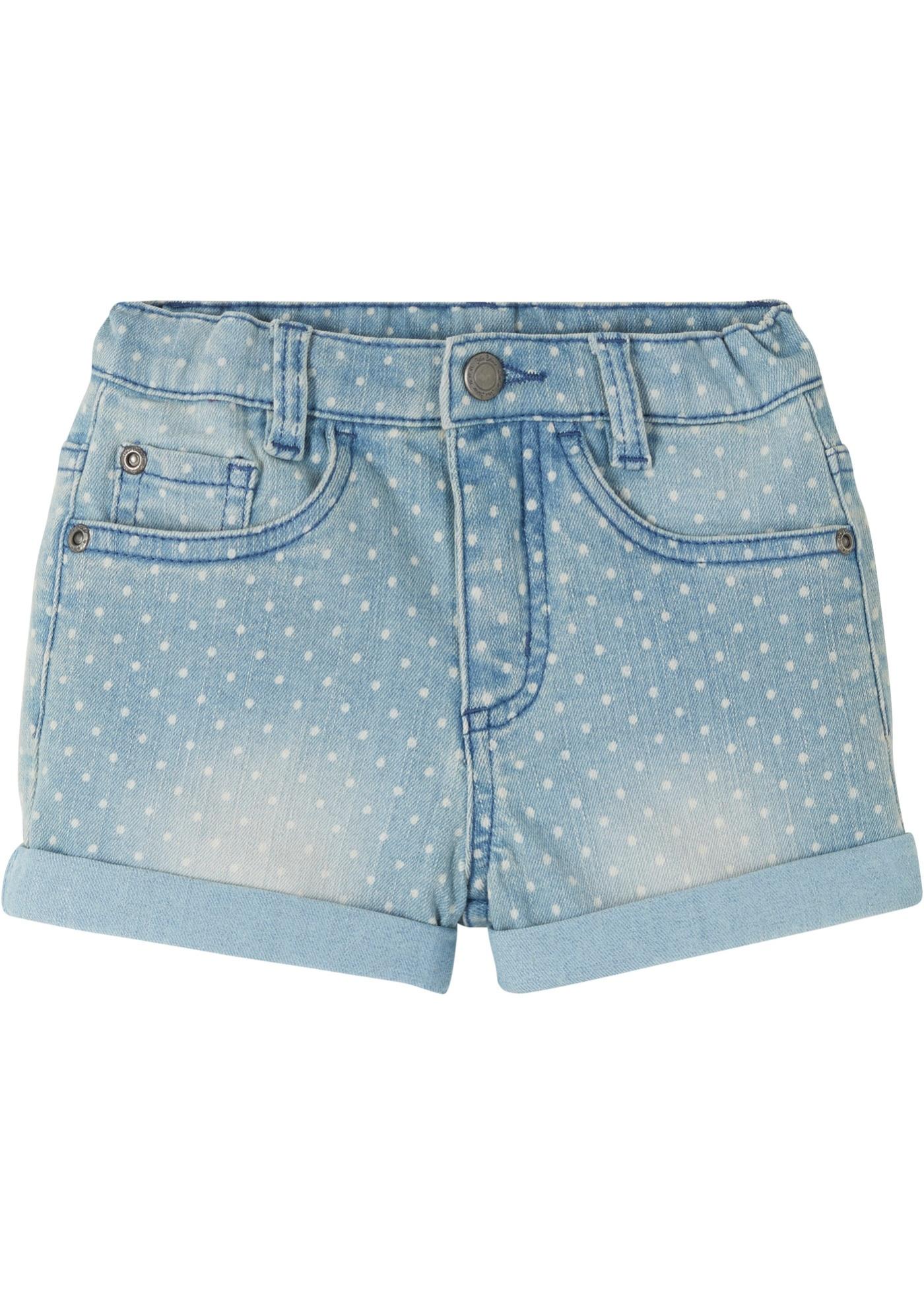 Mädchen Jeans-Shorts in blau für Mädchen von bonprix