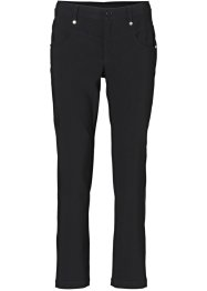 Basic Bengalinhose, bpc bonprix collection, schwarz