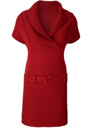 Strickkleid, BODYFLIRT, rot
