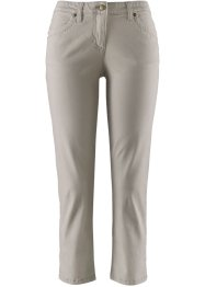 7/8-Stretchhose mit Schlitz, bpc bonprix collection