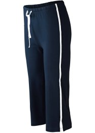 Stretch-Sportcapri, bpc bonprix collection, dunkelblau