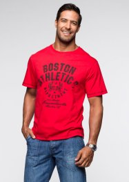 T-Shirt, bpc bonprix collection, rot