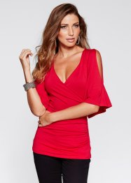 Shirt, BODYFLIRT boutique, rot