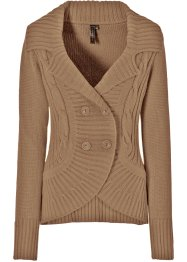 Strickjacke, BODYFLIRT boutique, camel