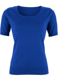 Pullover, bpc selection, blau