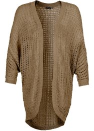 Strickjacke, BODYFLIRT, sand