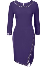 Kleid, BODYFLIRT boutique, lila