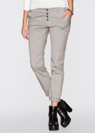 Chino-Hose, Loose-Fit, RAINBOW