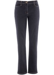 Form-Stretch-Jeans, bpc bonprix collection, black stone
