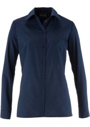 Bluse, bpc selection, dunkelblau