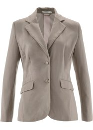 Blazer, bpc bonprix collection, taupe