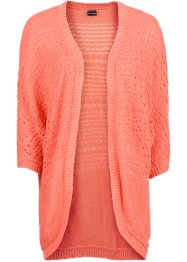 Strickjacke, BODYFLIRT, lachs