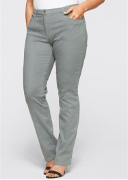 Stretchjeans, bpc selection, hellgrau