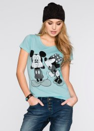 Shirt, Disney, aquapastell