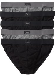 Tanga (5er-Pack), bpc bonprix collection