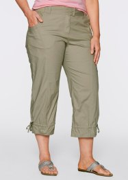 7/8-Stretchhose, bpc bonprix collection, sand