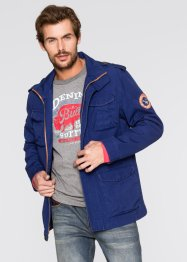 Fieldjacke Regular Fit, John Baner JEANSWEAR, blau