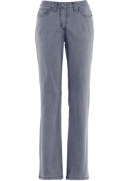 Weite Stretch-Jeans, bpc bonprix collection, grey denim