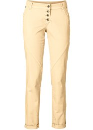 Stretch-Hose Loose-Fit, RAINBOW, new beige