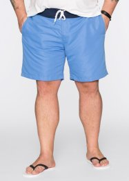 Strand-Longshorts Regular Fit, RAINBOW, blau