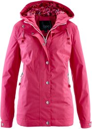 Jacke, bpc bonprix collection, dunkelpink