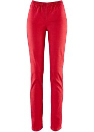 Superstretch-Leggings, bpc bonprix collection, rot