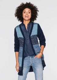 Long-Strickjacke, John Baner JEANSWEAR