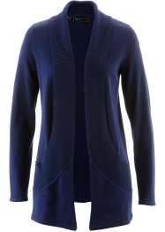 Strickjacke, bpc selection, dunkelblau