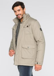 Leicht wattierte Langjacke Regular Fit, bpc bonprix collection