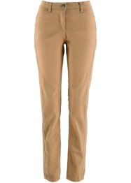 "Push-up-Stretch-Hose, ""schmal"", bpc bonprix collection, eiskaffee"