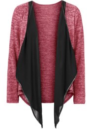 Shirtjacke, BODYFLIRT, bordeaux