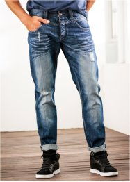 Jeans TAPERED, RAINBOW, blue stone used