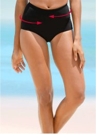 Formbikinihose, bpc bonprix collection, schwarz