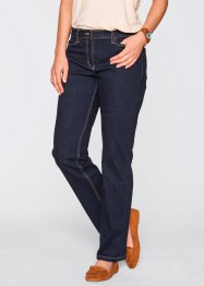 Form-Stretch-Jeans, bpc bonprix collection, dark denim