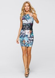 Kleid, BODYFLIRT boutique, blau